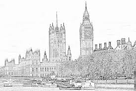 big ben coloring pages printable u0026 free coloring