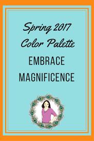 spring 2017 color palette marci yoseph