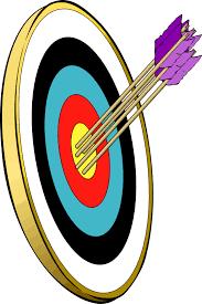 bullseye targets printable clip art library