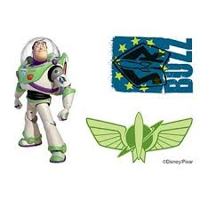 toy story buzz lightyear temporary tattoos