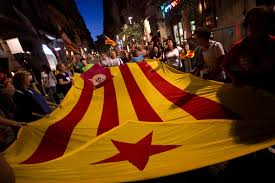 Spain Flag 2014 Spain Court Strikes Down Catalan Referendum Law The New Indian