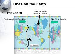 Pacific Time Zone Map Introduction To Mapping What Is A Map A Map Is A Representation