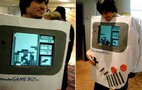 Tetris Halloween Costume 10 Gadget Inspired Costumes Halloween Crowd Pleasers