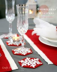 make christmas table runner 2014 crochet snowflakes for christmas you never want to lose it