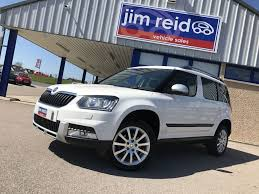 used skoda yeti for sale kintore aberdeenshire