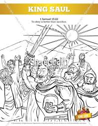 samuel coloring pages from the bible king saul bible video for kids bible videos for kids