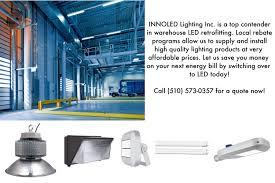 home high quality led lights workshop led lights innoled