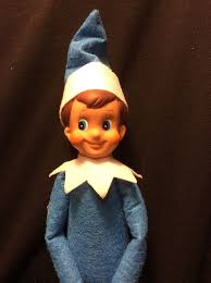 on the shelf doll on the shelf new blue 10 doll elves doll and