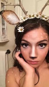 Deer Antlers Halloween Costume Molly Michelle Mmcampbell1988