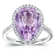 Purple Wedding Rings by Unique Engagement Rings Diamonds Lab Created Diamonds