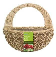 wall baskets for the garden amazon co uk