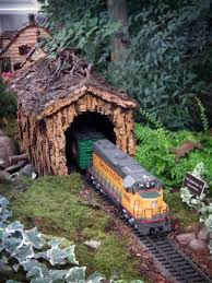 Train Show Botanical Garden by Botanical Garden U2013 I Ride The Harlem Line U2026