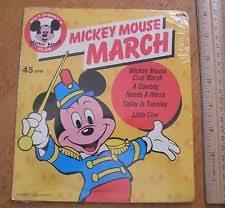Mickey Mouse Photo Album Mickey Mouse Club Album Ebay