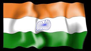 Waving Flag Artist Waving Indian Flag Youtube