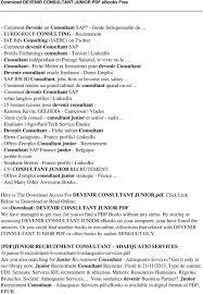 sap bi resume sample print producer sample resume front end web developer sample resume junior sap bi consultant resume contegricom page 2 junior sap bi consultant resume print producer sample resume print producer sample resume