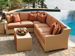 Choosing Your Outdoor Sectional Sofa Front Yard Landscaping Ideas - Outdoor sectional sofas