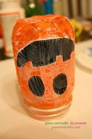 Kids Halloween Crafts Easy - eat sleep make diy monster pudding jars halloween craft