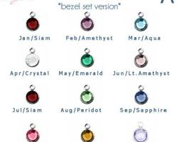necklace with birthstones for stylish and peaceful necklace with birthstones personalised tula