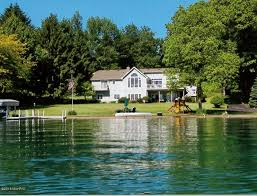 privacy on birch lake michigan luxury homes mansions for sale