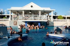 the outdoor pool at the clubhotel riu negril oyster com