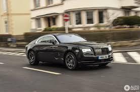 roll royce wraith black rolls royce wraith black badge 5 february 2017 autogespot