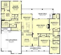 Corner Lot Duplex Plans Woodville Trace House Plan U2013 House Plan Zone