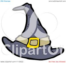clipart pointy halloween witch hat 1 royalty free vector