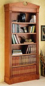 Classic Bookshelves - projects