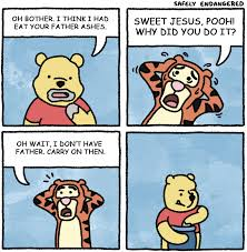 Pooh Meme - an untold story sweet jesus pooh that s not honey know