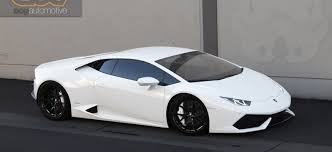 all white lamborghini acg automotive performance maintenance service perfection