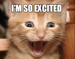 So Excited Meme - meme creator i m so excited meme generator at memecreator org