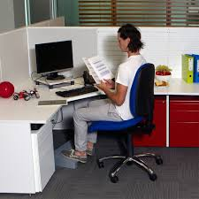 buy fundamentals office footrest height adjustable online australia