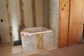 bathroom awesome small soaking tub design with shower tub and