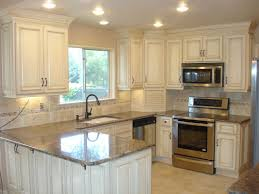Glass Backsplash For Kitchen Granite Countertop Showroom Kitchen Cabinets For Sale Range Hood