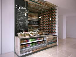 Bar Interior Design Genie Juice Bar Mitchel Squires U0026 Associates Architecture