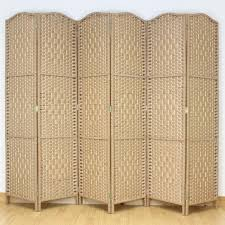 Wicker Room Divider 66 Room Divider Ideas That Are Practical Timeless And Original