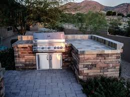 custom bbq area phoenix pool builder u0026 landscape design specialists