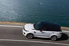 jeep range rover 2018 range rover sport 2018 my and p400e phev by car magazine