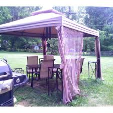 10 X 10 Awning Home Casual Meijer Hillary 10 X 10 Gazebo Replacement Canopy