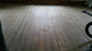 1890 farmhouse antique pine floor surface prep for tung