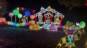 Rock City Garden Of Lights Rock City S Enchanted Garden Of Lights 2016