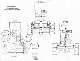 Daycare Floor Plan by Roosevelt Ames Historical Society