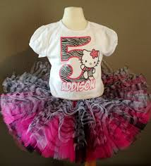 hello kitty tutu dress great for any party little darlings