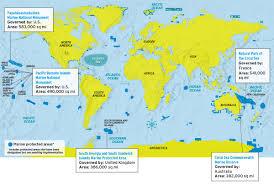 Oceans Map Saving The World U0027s Oceans
