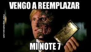 Galaxy Note Meme - los memes de la debacle del samsung galaxy note 7 galer纃a foto