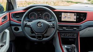 polo volkswagen interior 2018 volkswagen polo review sophisticated small car
