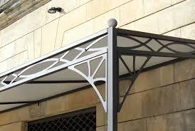 tettoia ferro battuto tettoie in ferro battuto e policarbonato tetto designs pensiline