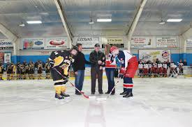 Basement Finishers Bierworth Family Recognized For Decades Of Sponsorship To Minor