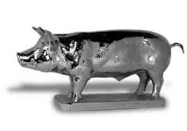 boar pig ornament a l home