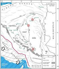 middle east earthquake zone map earthquakes in iran a geological perspective